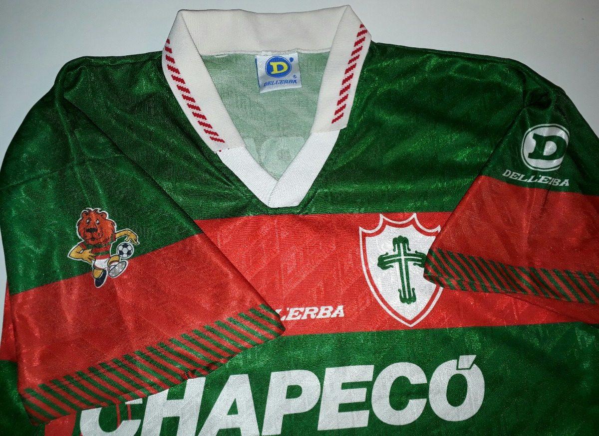 e77f03c961ebc camisa portuguesa impecável chapecó original lusa 1995 - 88. Carregando  zoom.
