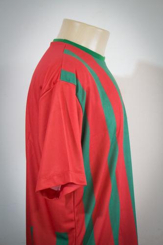 camisa portuguesa santista - réplica umbro - listrada