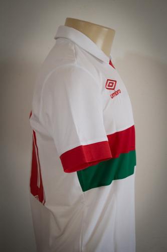 camisa - portuguesa santista - umbro - retrô 1964