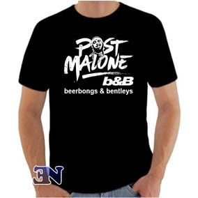 Camisa Post Malone B&b Beerbongs & Bentleys Álbum - Unissex