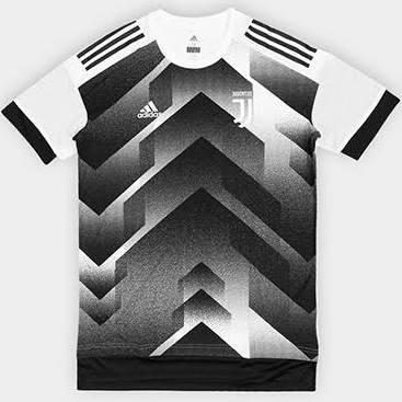 ef247ccb43de3 Camisa Pre- Jogo Juventus 2017/18 - R$ 65,00 em Mercado Livre