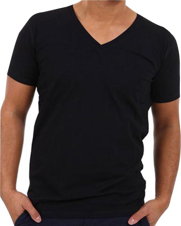 9d138dbbf9 Camisa Preta Básica Lisa