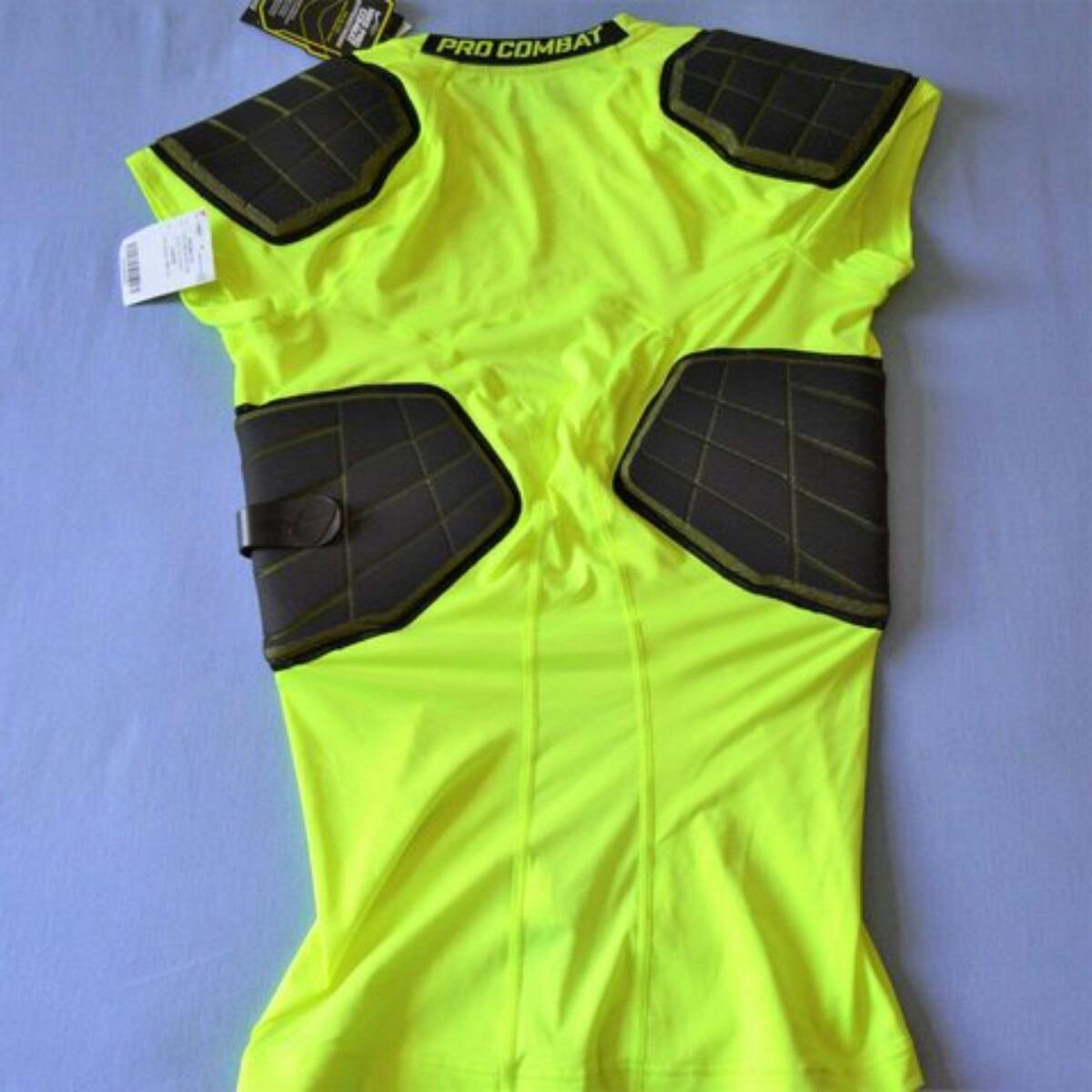 1cdd76393 camisa proteção futebol americano nike pro hyperstrong pad m. Carregando  zoom.