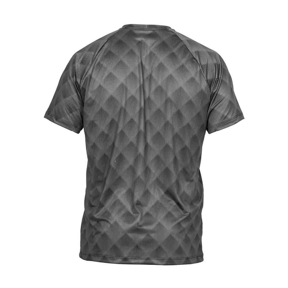 569c1f7f3c896 Camisa Proteção Solar Mormaii Uv50+ Masculina - Cinza G - R  99