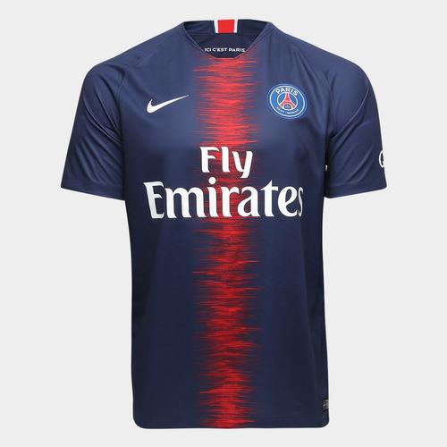 camisa psg 2019 - 100% original frete gratis