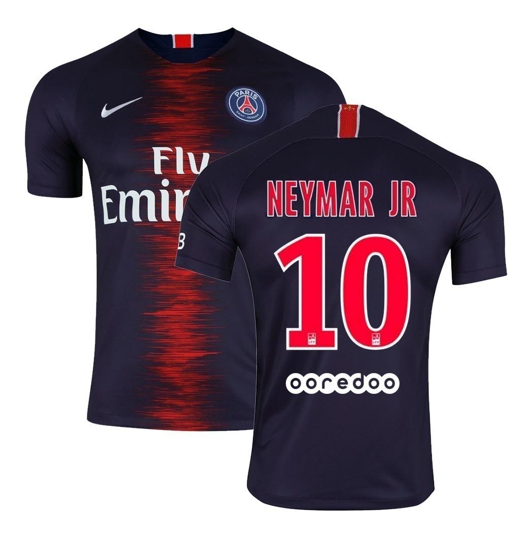 c079419bf9 Camisa Psg Home Neymar Jr 10 Nike Original # Promoção # - R$ 120,00 ...