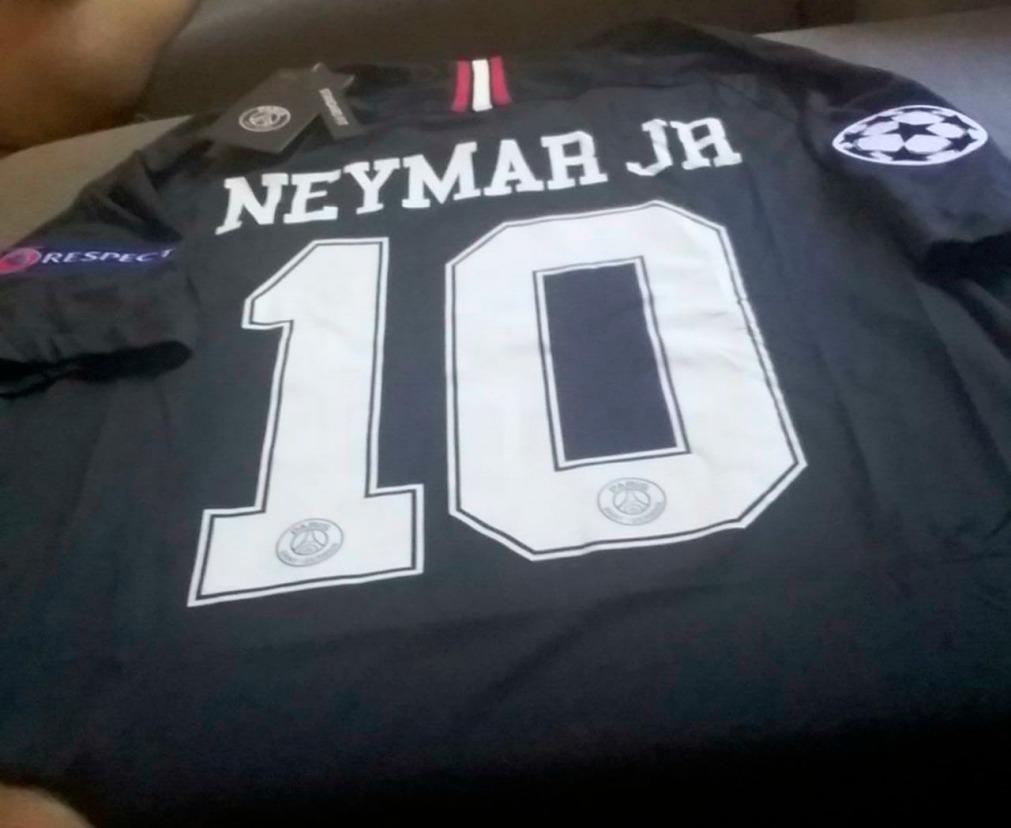 c1ce95895 camisa psg jordan neymar oficial champions league. Carregando zoom.