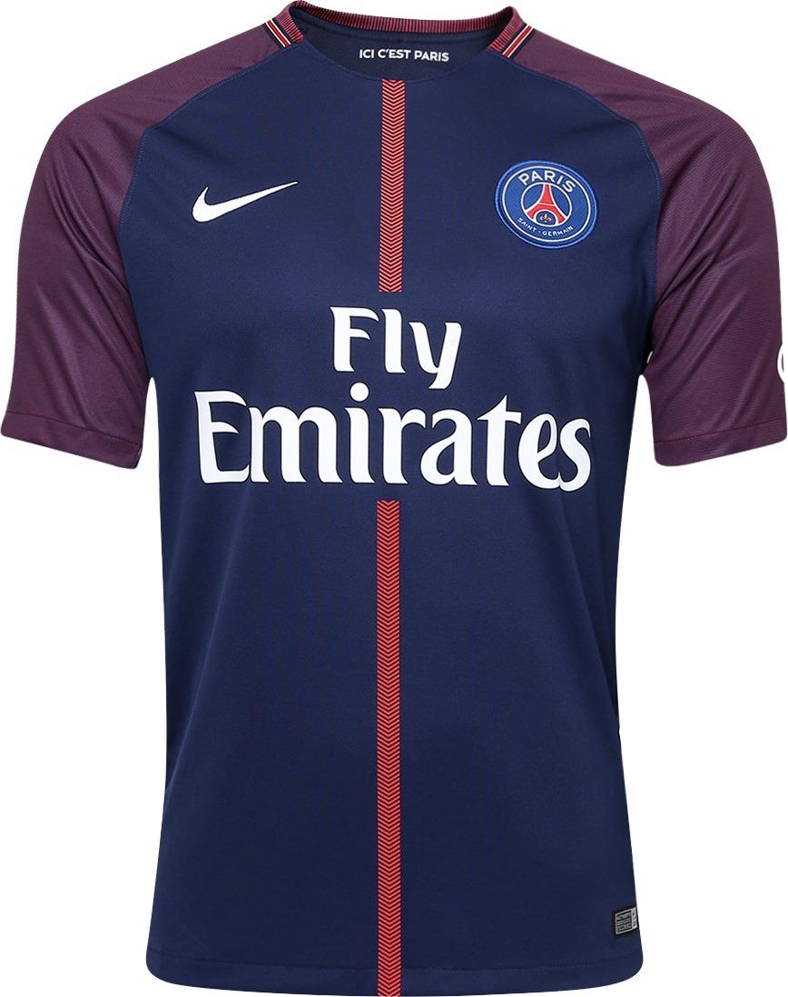 6195933be Camisa Psg Paris Saint Germain - Neymar Jr