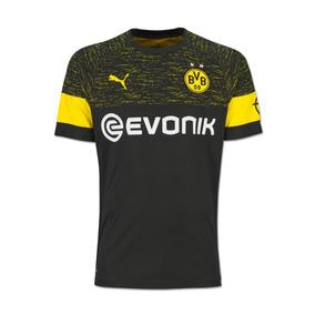 14c912a5b241 Camisa Borussia Dortmund Uniforme 2 - Camisas de Times Masculina Alemães Borussia  Dortmund no Mercado Livre Brasil