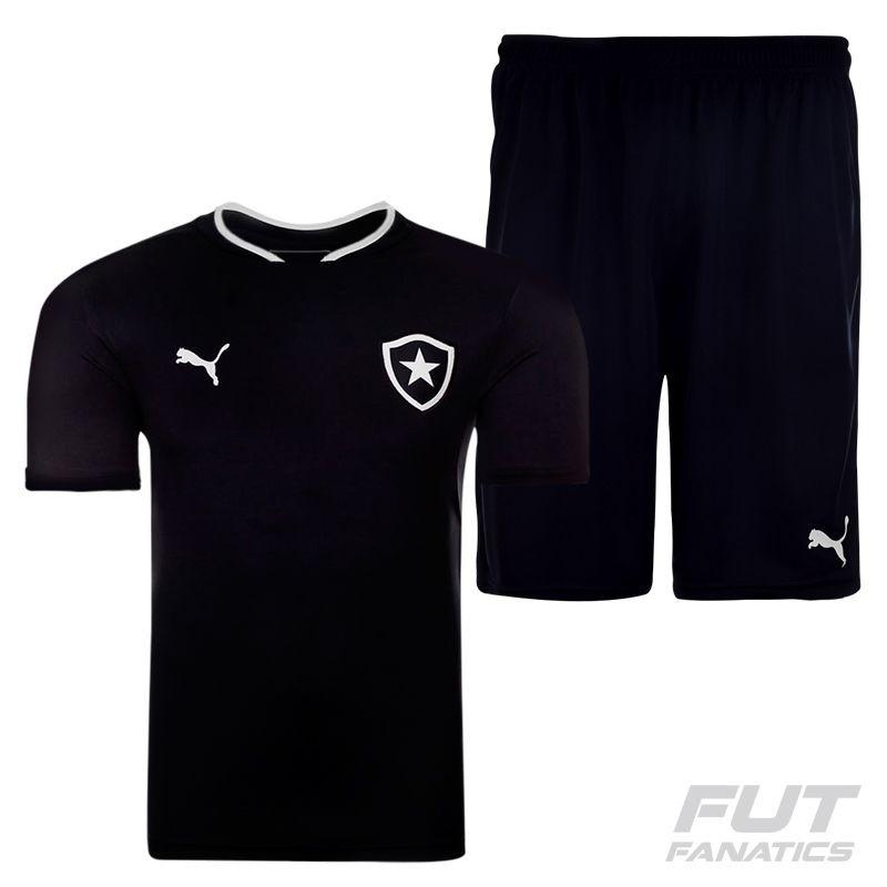 camisa puma botafogo ii 2015 + calção - futfanatics. Carregando zoom. b23c18ffec50f