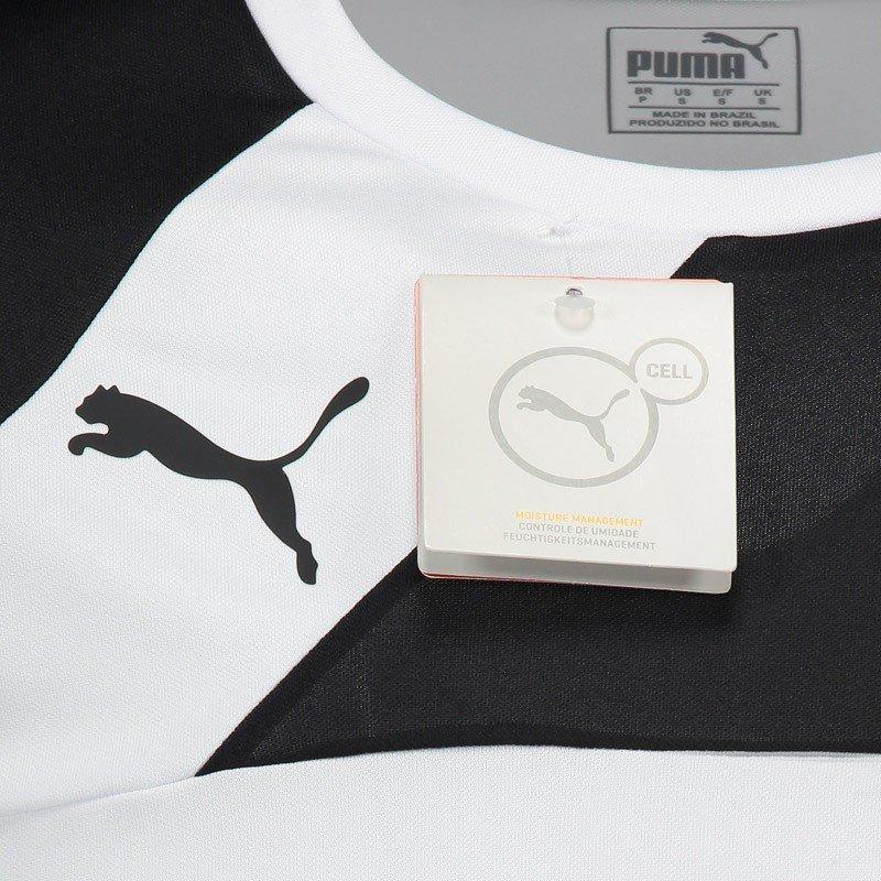7a0ae639b Camisa Puma Br Entry Training Jersey Branca - R$ 54,90 em Mercado Livre