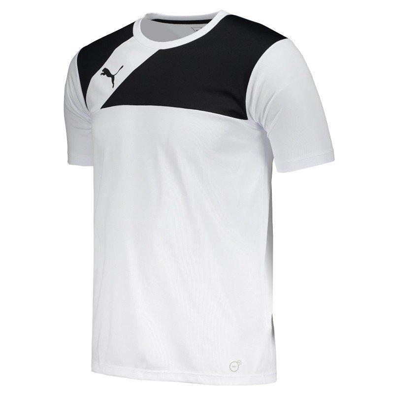 camisa puma br entry training jersey branca. Carregando zoom. d1afb3672b3ed