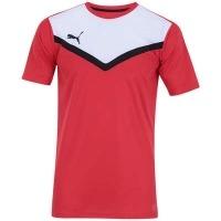 Camisa Puma Bts Masculina Top De Linha Vermelha E Branca - R  59 2ec0da4536f32