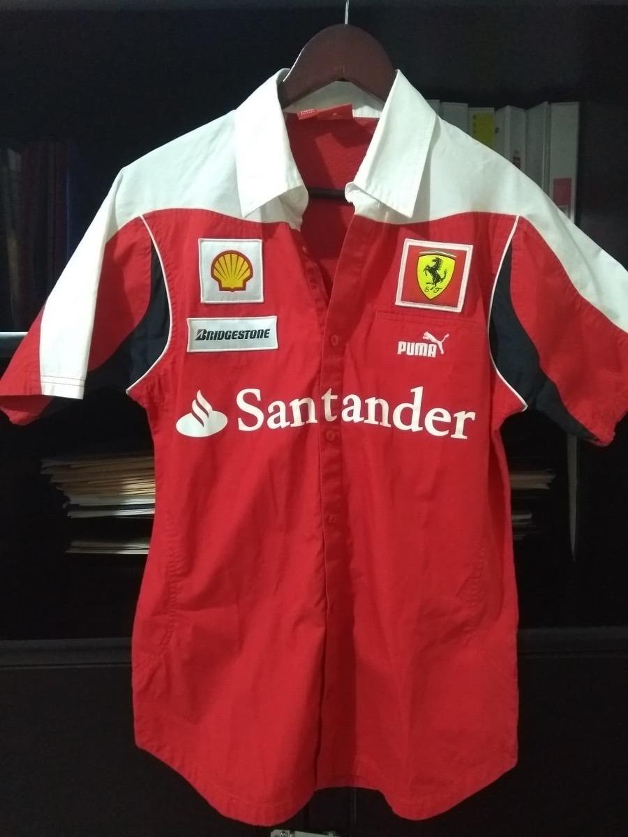 Camisa FerrariManga 00 Chica900 CortaTalla Puma dhrtsQ