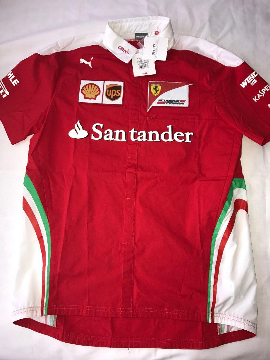 Camisa Puma Ferrari Original 100% -   850.00 en Mercado Libre cd36a1c2122