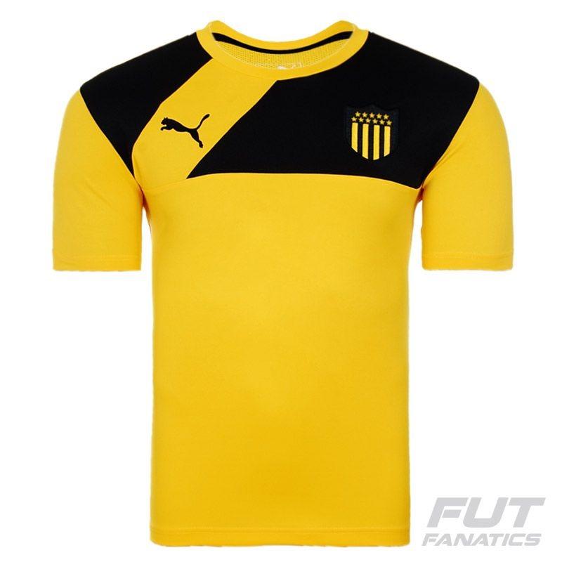 camisa puma peñarol treino 2016 amarela. Carregando zoom. 4f217e71ada2d