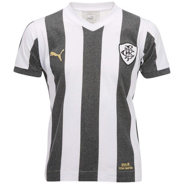 e2938726d Camisa Puma Retrô 1934 Botafogo - Masculino Tam.gg - R  135