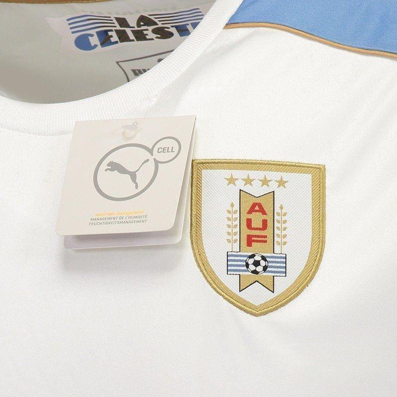 7662838cbac25 camisa puma uruguai away 2016 eliminatórias fifa. Carregando zoom.