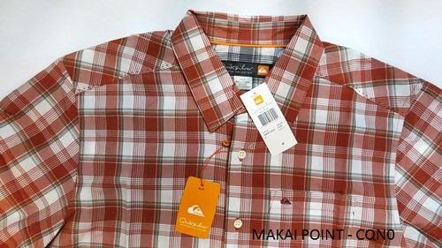 camisa quiksilver 100% original.