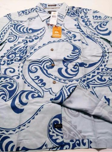 camisa quiksilver n volcom oakley billabong rip curl  m