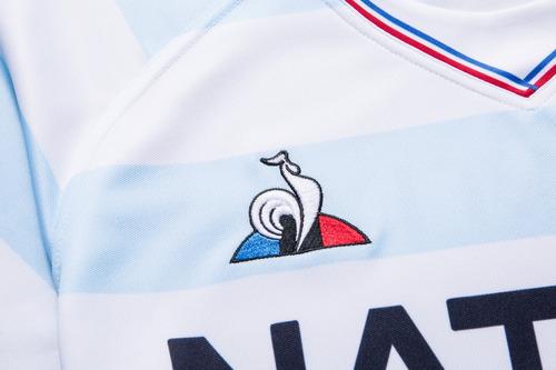 camisa racing rugby 2019 unif. 2 - pronta entrega