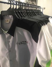 Sparco SP02180GRNR3L Gray Black Pit Tech 2.0 Large Shirt
