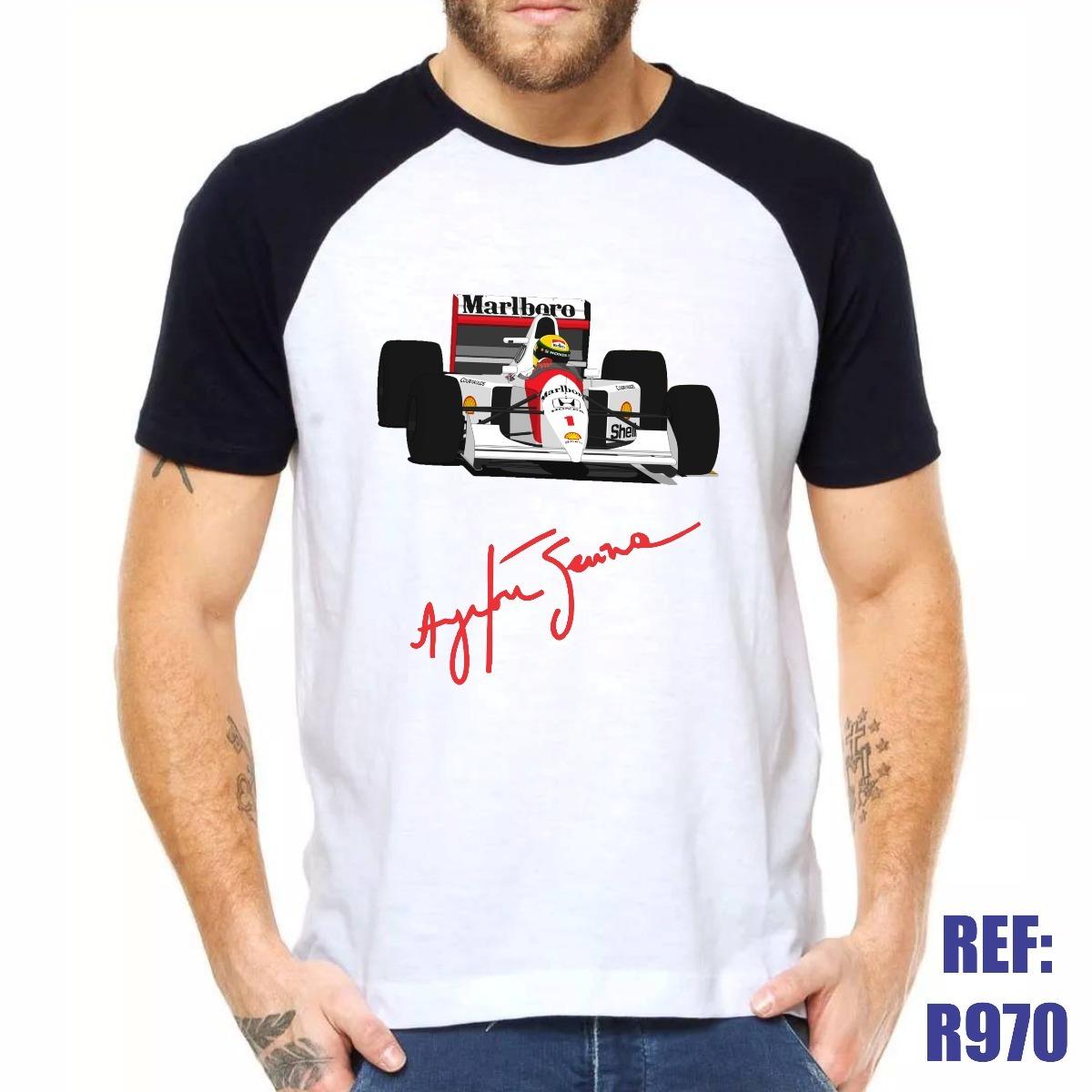 03641a2feb camisa raglan piloto corrida equipe carro automobilismo auto. Carregando  zoom.