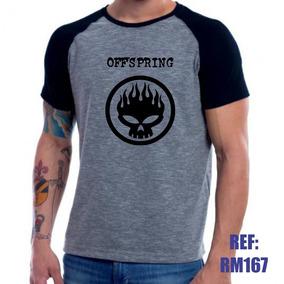 dceecb6961 Camisa Do Offspring - Calçados, Roupas e Bolsas no Mercado Livre Brasil