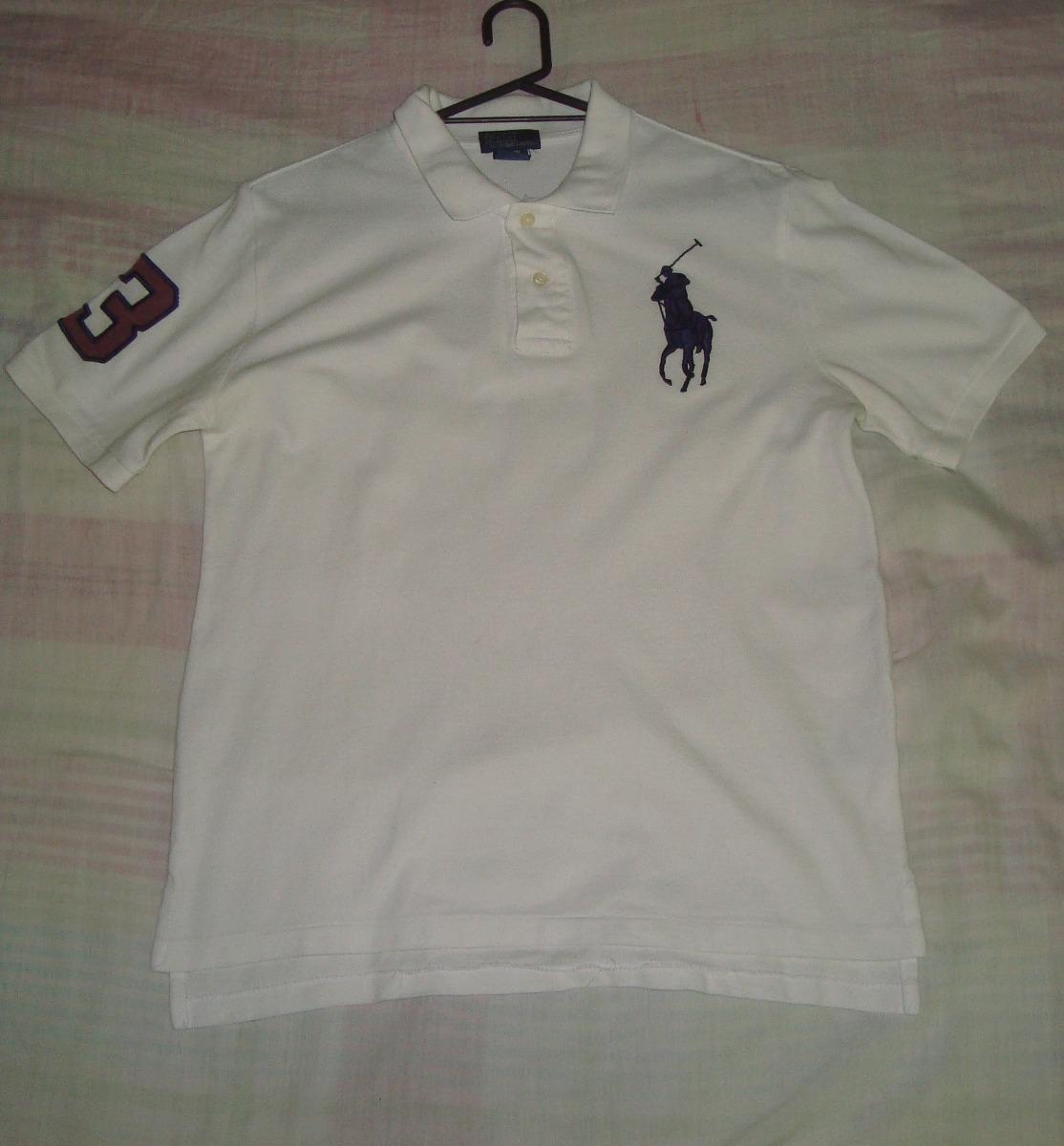 Camisa Ralph Lauren Big Pony 100% Original -   350.00 en Mercado Libre e99a1f719702c