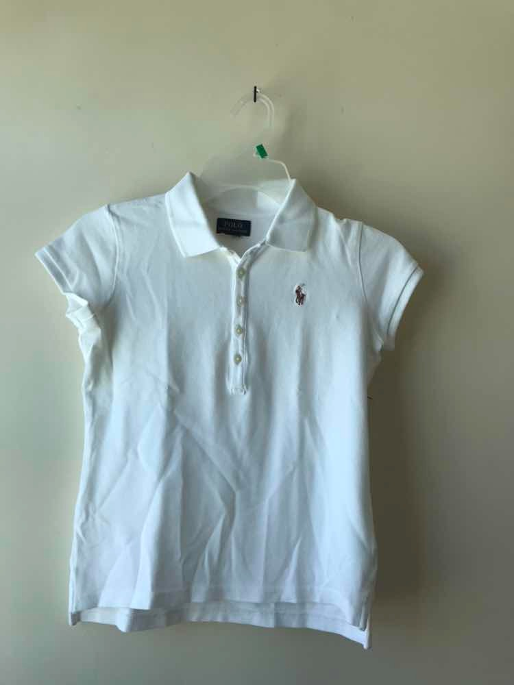 322be9e0d306c Camisa Ralph Lauren Blanca -   590.00 en Mercado Libre
