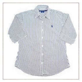 e2f69481ca3cd Camisas Esquadra Polo Manga Curta Masculino - Camisas Azul-celeste ...
