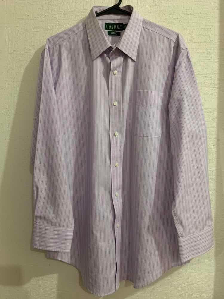 Camisa Ralph Lauren Original 16 1 2 Manga 32-33 -   309.00 en ... b8325fa29a9