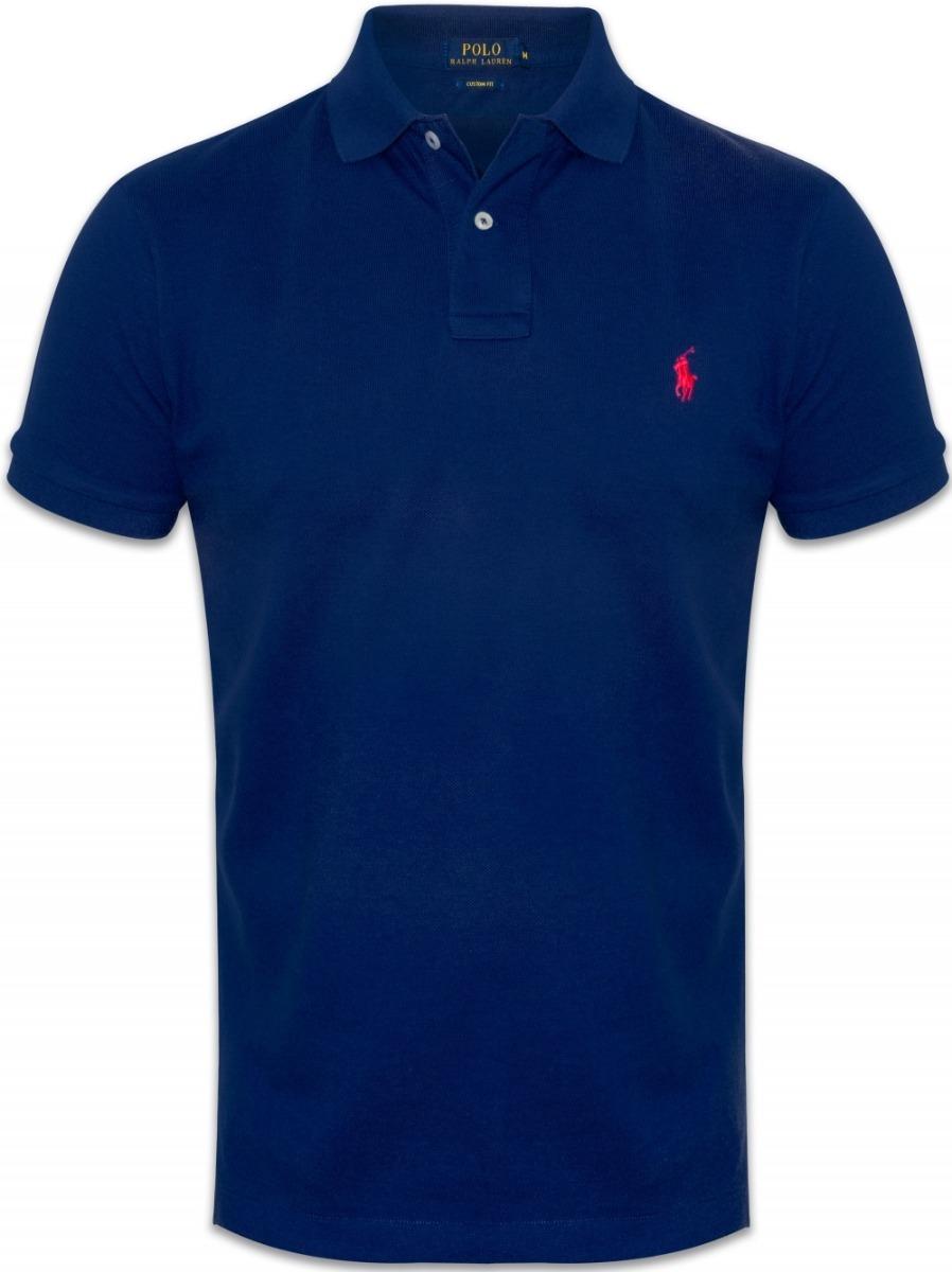 26f6f275b7 camisa ralph lauren original polo infantil m (10-12) azul. Cargando zoom.