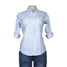 3bf8c7247c Camisa Ralph Lauren Polo De Dama Mujer Nueva