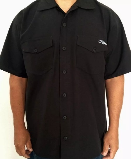 1cbab08fe61b9 Camisa Rap Power Chicano Grande   Dickies Crazzy Store - R  120