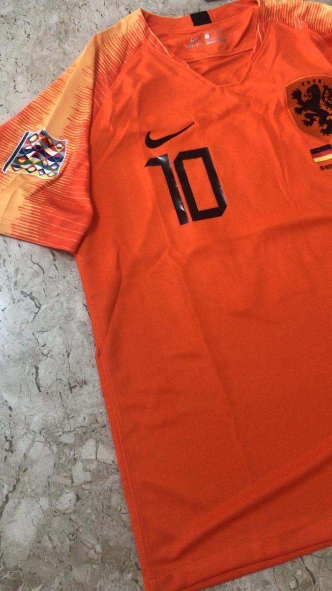 e897b458d camisa rara nike holanda jogo contra alemanha 2018. Carregando zoom.