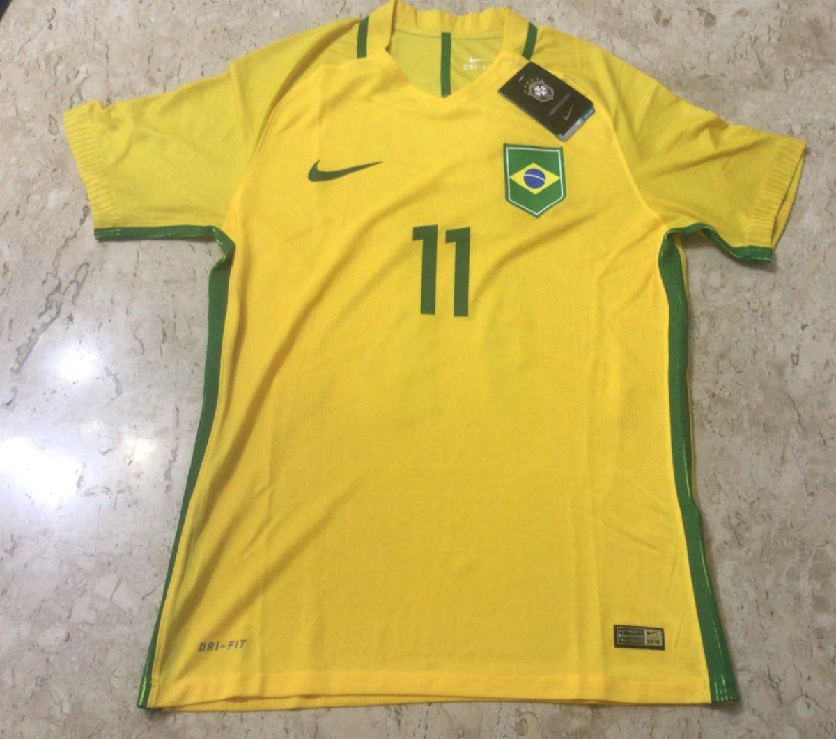 a1721025b camisa rara nike seleção brasileira futebol olimpíadas 2016. Carregando zoom .