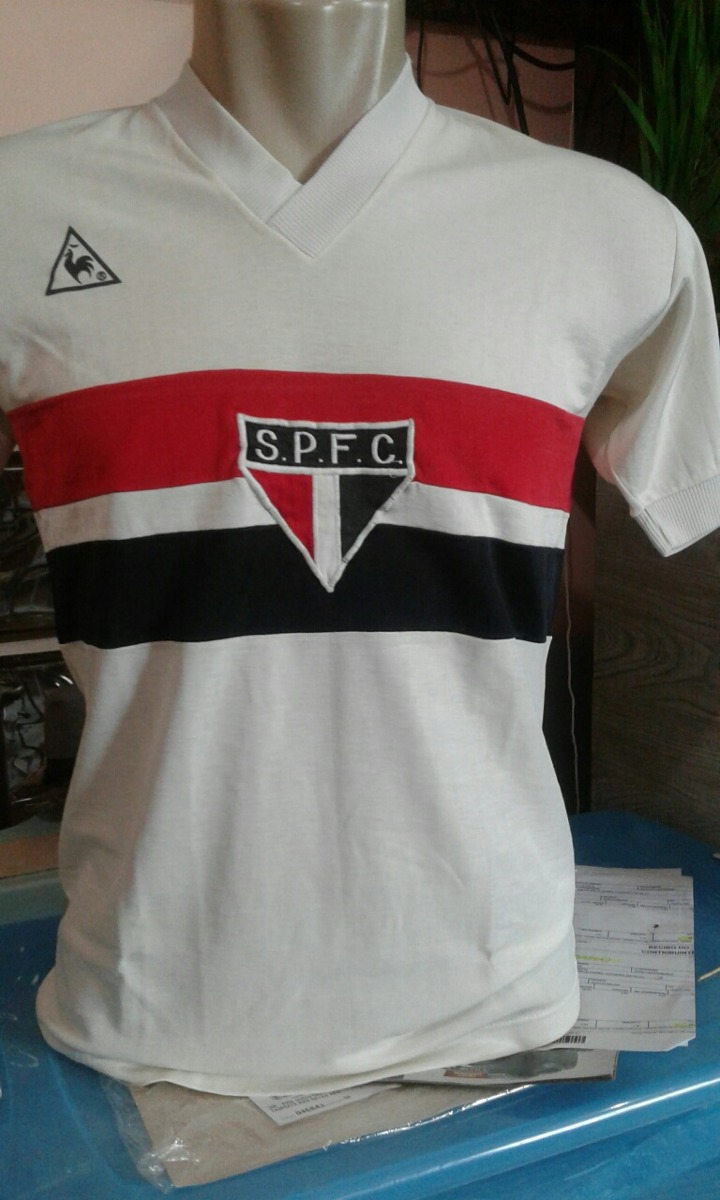 e7ab85d50c Camisa Rara Sao Paulo Le Coq - R$ 1.100,00 em Mercado Livre