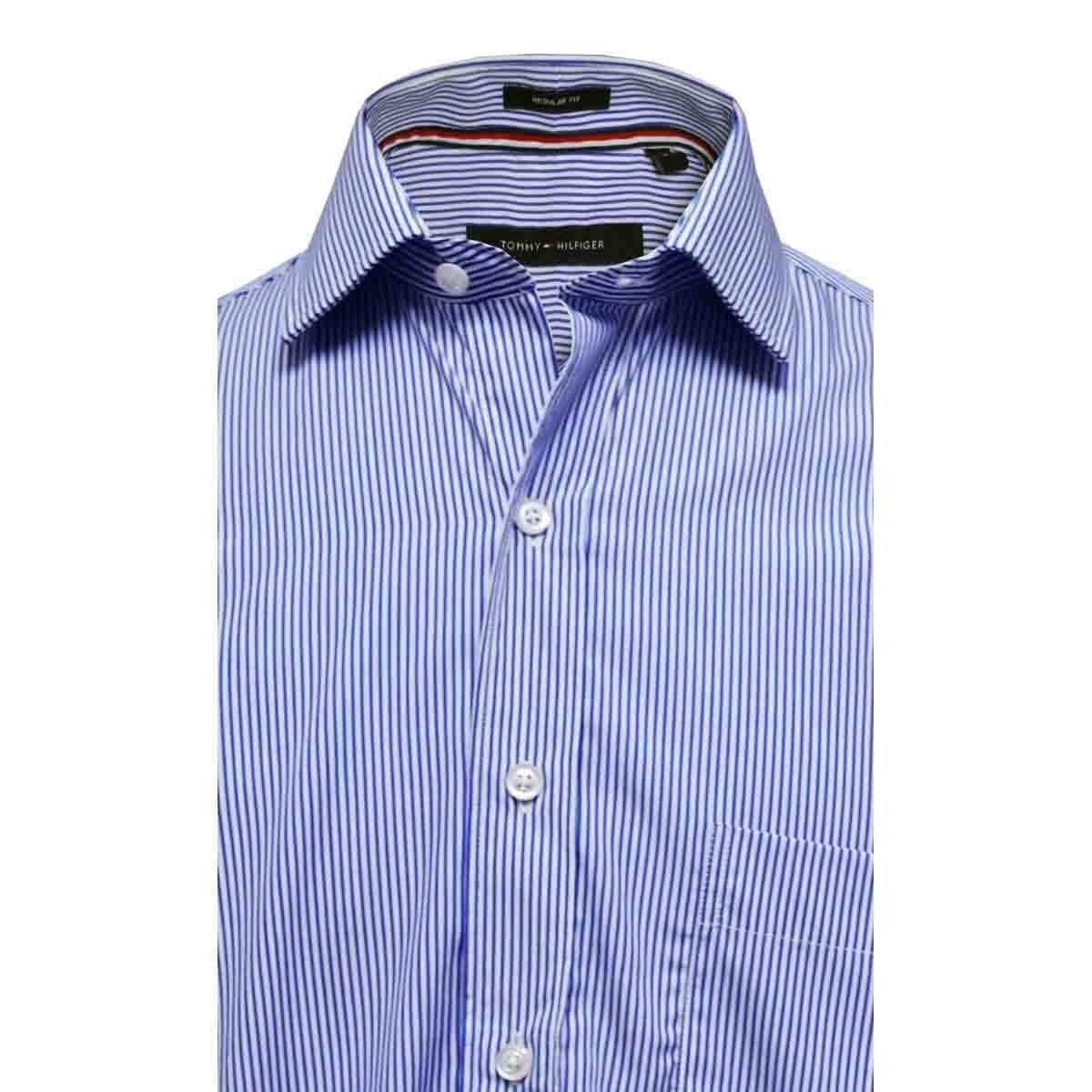 9af16235c5 Camisa Rayas Tommy Hilfiger -   1