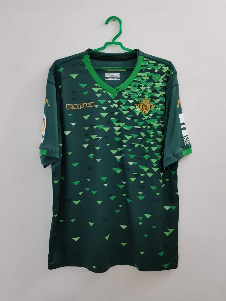 camisa real betis 2018 2019 pronta entrega. Carregando zoom. ed75841b41afe