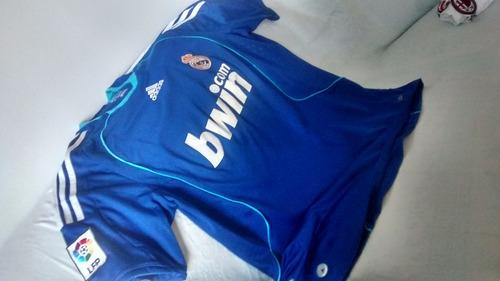 camisa real madri, 2011-2012, g, rara!