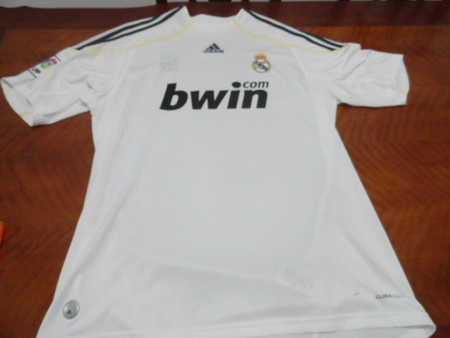 camisa real madrid 2009 gg