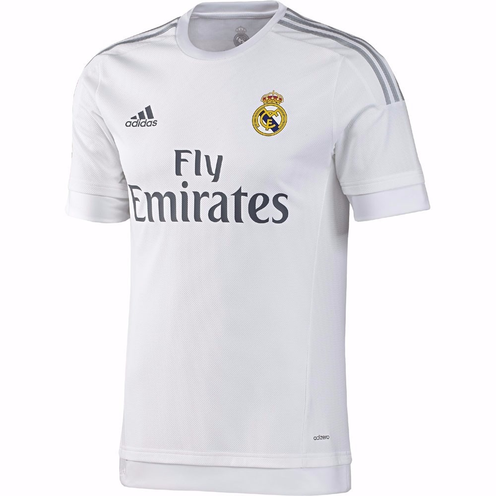 a8e7b13db987f Camisa Real Madrid 2015 2016 - Oficial - Personalize - R  79