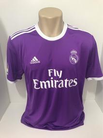 e23016b400 Camisa Real Madrid 2016 Times Espanhois Masculina - Camisas de Futebol com  Ofertas Incríveis no Mercado Livre Brasil