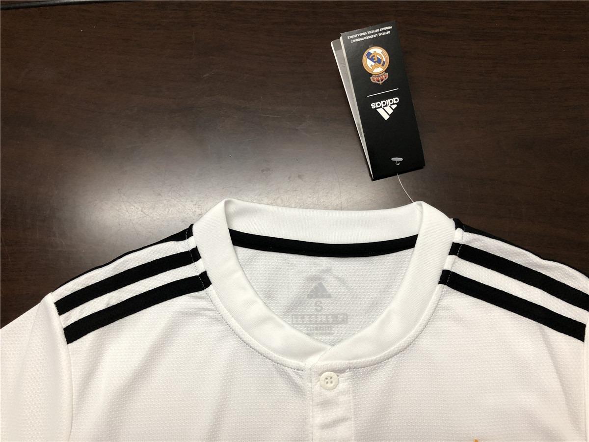 camisa real madrid - 2018   2019 - original - frete grátis. Carregando zoom. add2e1918a18a