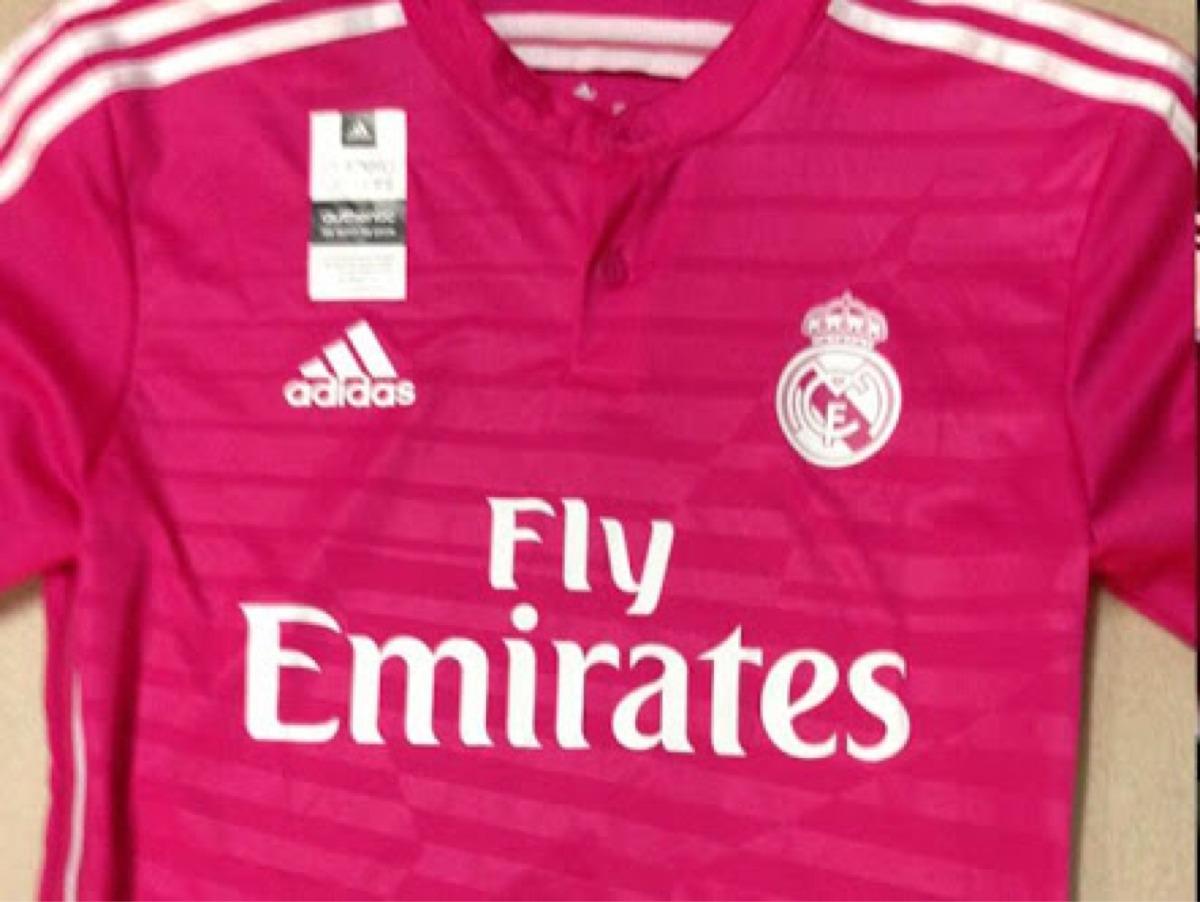 ... rosa p m g gg qualidade 100%. Carregando zoom... camisa real madrid. Carregando  zoom. 1fe23a37d8791