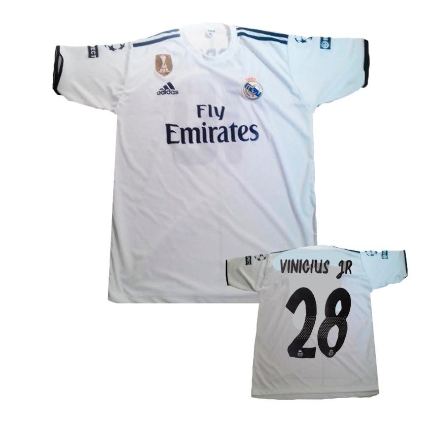 e76fab3d Camisa Real Madrid Modric 2019 Frete Gratis Nova - R$ 80,26 em ...