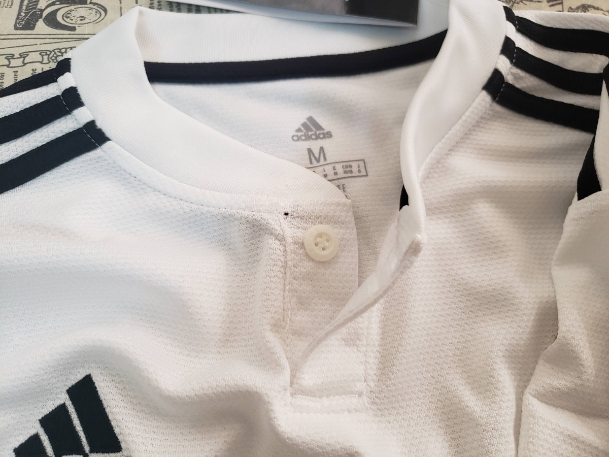 Camisa adidas Real Madrid Original Oficial 2018 2019 - R  124 face265df6d7d