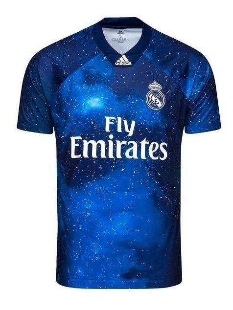 on sale a62ec 8f624 Camisa Real Madrid adidas Ea Sports 12 Marcelo Frete Gratis