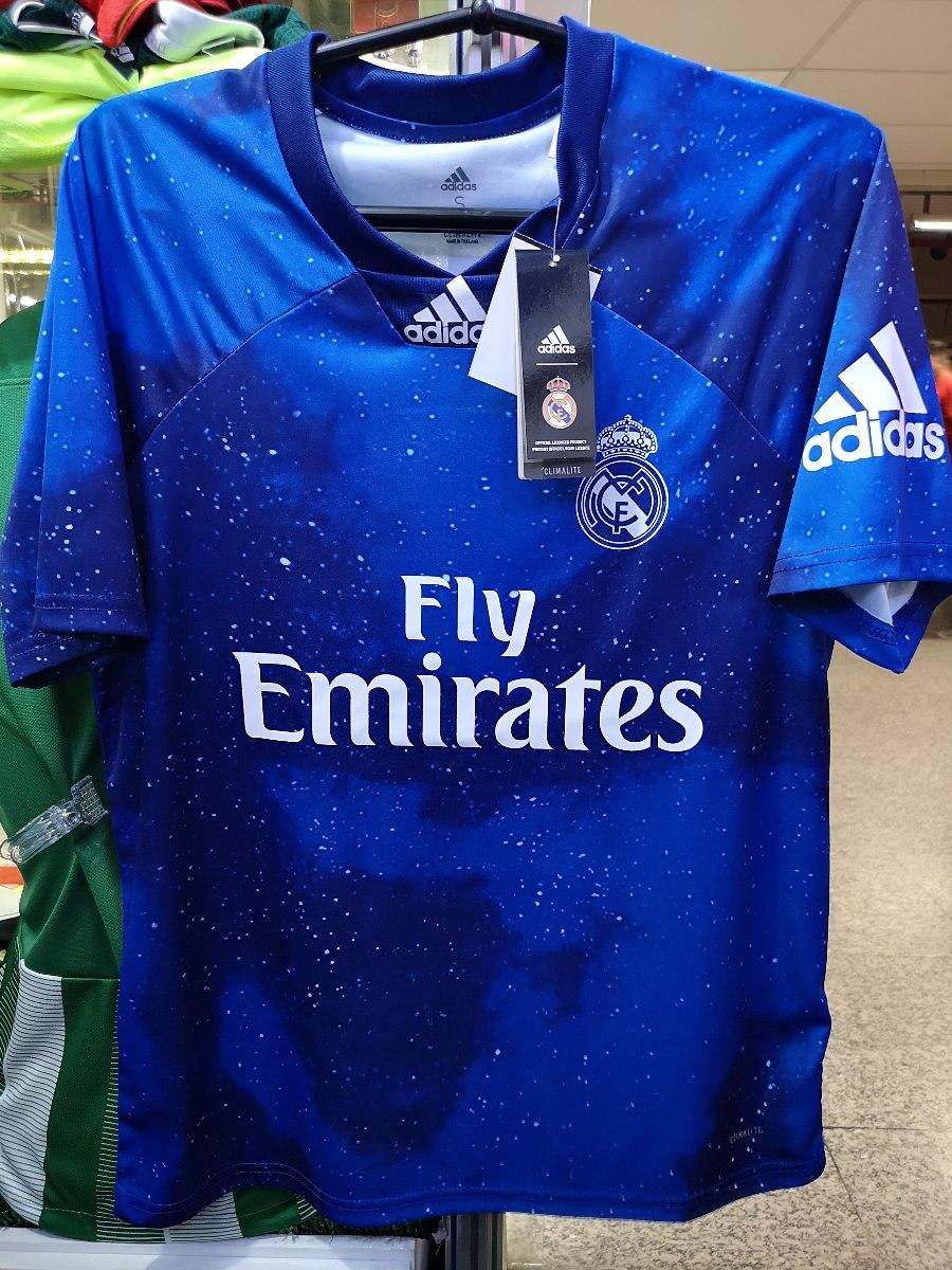 Camisa Real Madrid E-sport 18 19 Lançamento A Pronta Entrega - R ... 7e9caf429db7c